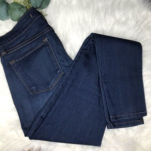 Flying Monkey Platinum Medium Wash Skinny Jeans